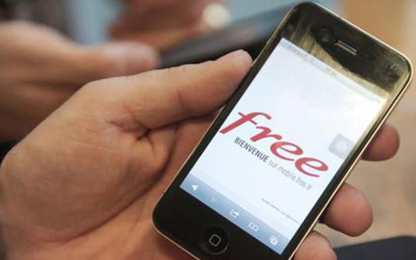 free mobile bloqué smartphones loués non restitués