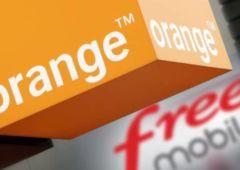 free mobile reseau orange