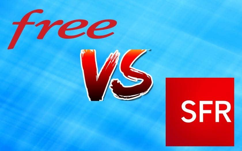 free mobile sfr