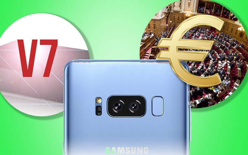 galaxy S10 plus benchmark taxe forfaits fixe mobile sortie freebox v7 imminente