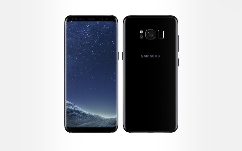 bon plan le samsung galaxy s8 est en promo 329 chez. Black Bedroom Furniture Sets. Home Design Ideas