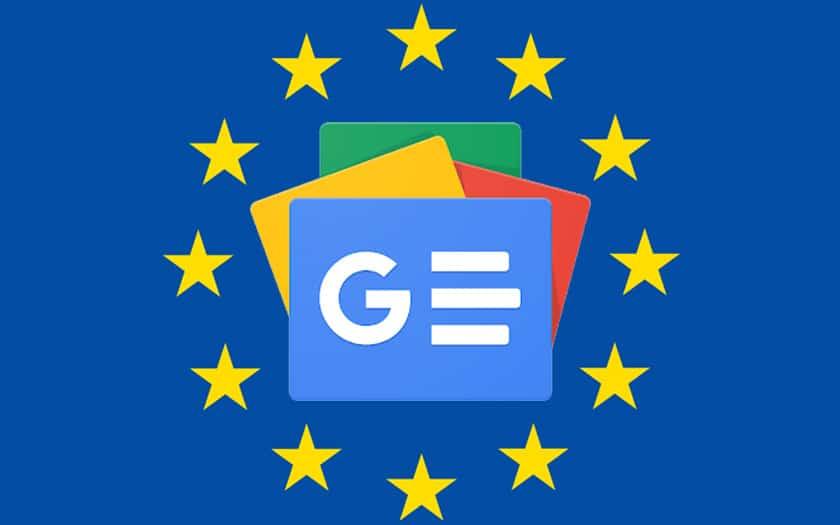 google menace de fermer google actualités si l'Europe décide de taxer le service