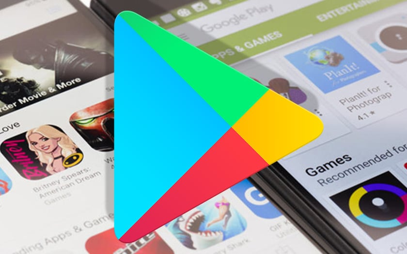google play store crédits achat