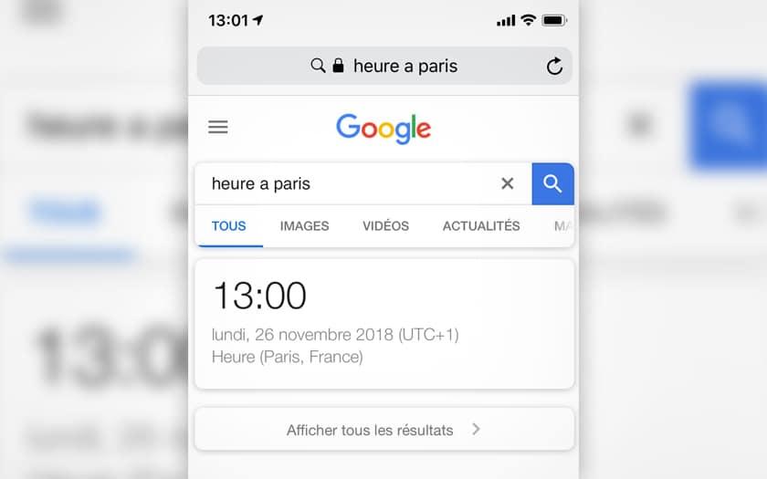Google arrête de montrer d'autres résultats que les siens pour certaines recherches