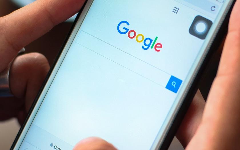 Google Search Smartphone