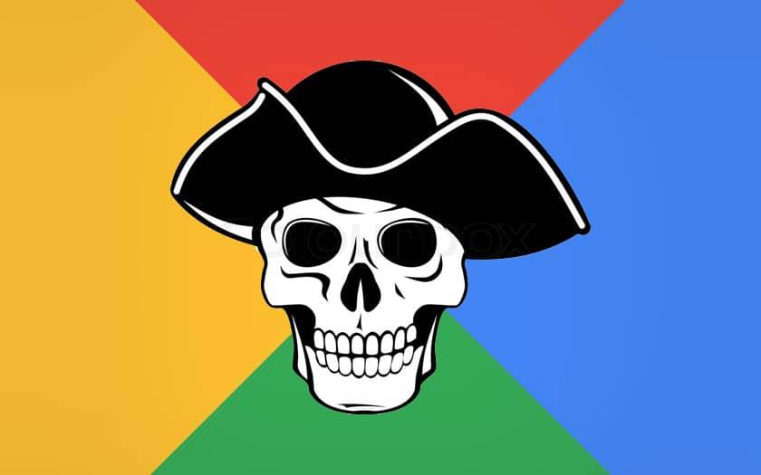 Le comtpe twitter de Google G Suite a été piraté
