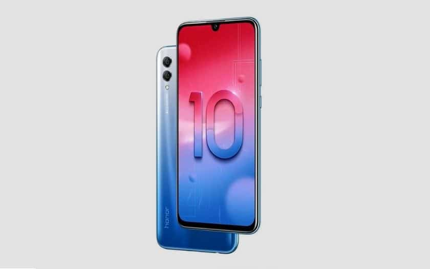 honor 10 lite officiel