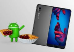 huawei P20 android pie mise a jour 5