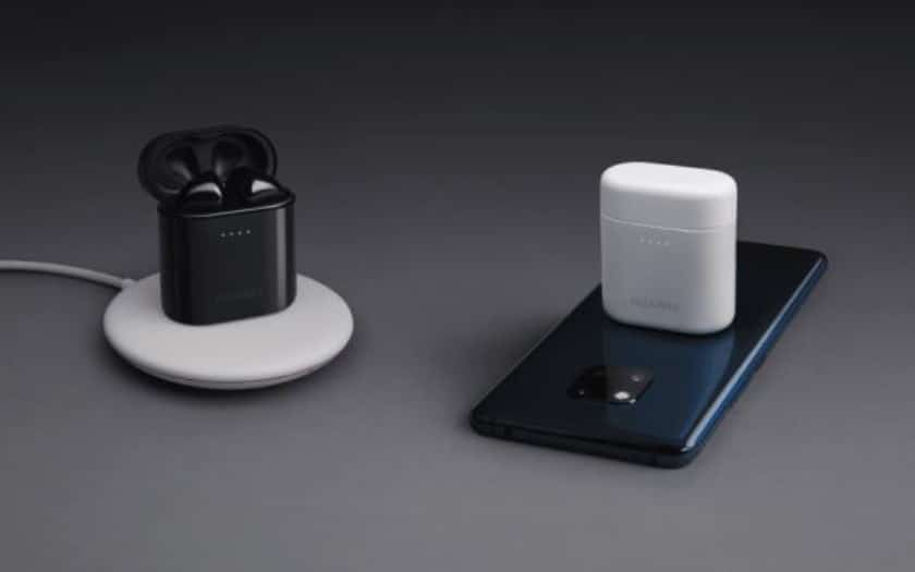 Huawei Mate 20 Pro la recharge sans fil inversée est si lente qu'elle ne sert à rien