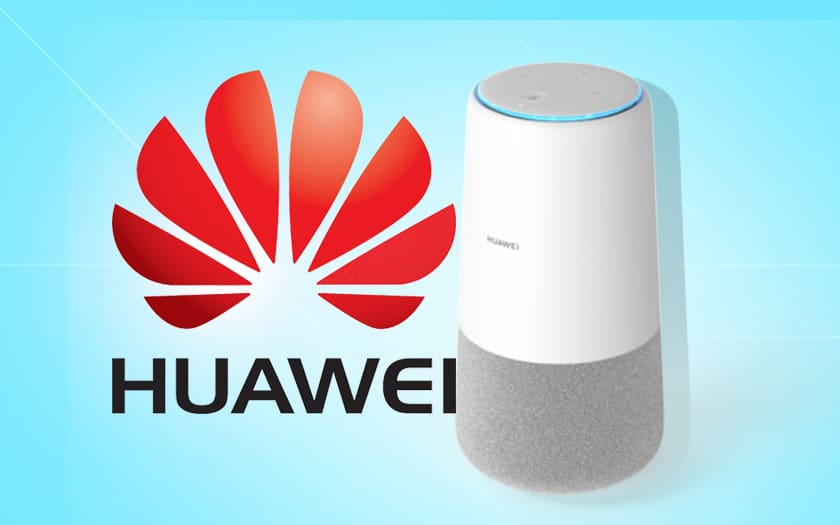 huawei remplacer google assistant amazon alexa propre assistant intelligent