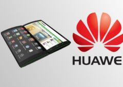huawei smartphone pliable 8