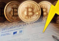 impots bitcoins