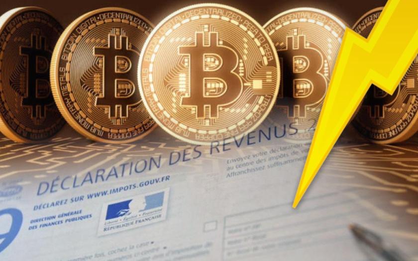baisse du taux d'imposition des bitcoins