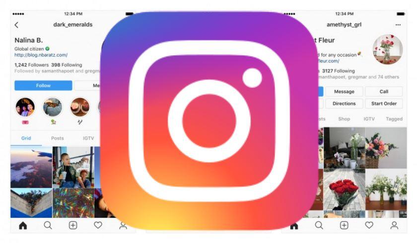 Instagram teste une nouvelle interface voici un premier aperçu