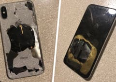 iphone x explose mise jour ios 12.1
