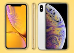 iphone xs max xr ventes inferieures apple réduit production