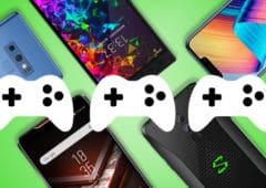 meilleurs smartphones gaming