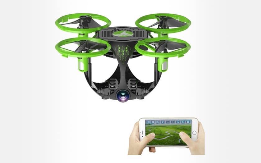 mini drone miracle