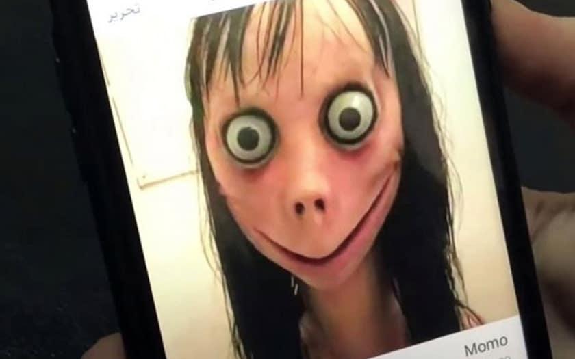 Momo Challenge père victime plainte whatsapp YouTube état