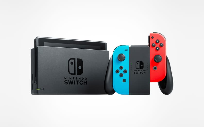 Black Friday Amazon sur Nintendo Switch
