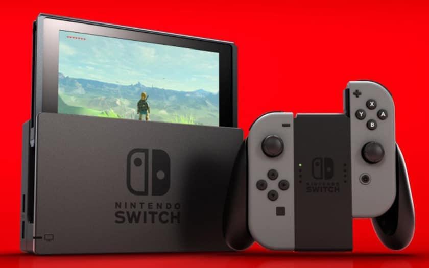 Nintendo Switch jailbreak : les pirates ont déjà craqué la