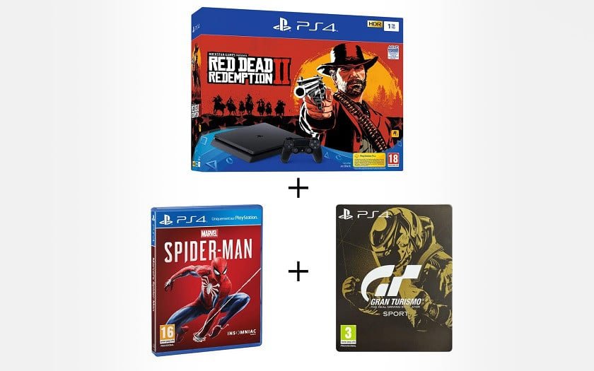 pack ps4 auchan black friday
