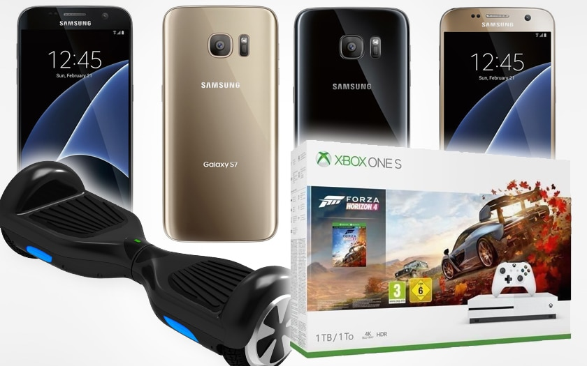 black friday rue du commerce galaxy s7 hoverboard 259 ou avec xbox one s 449