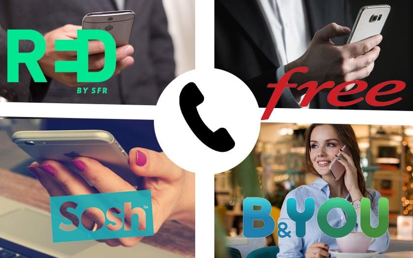 promos forfait mobile novembre 2018