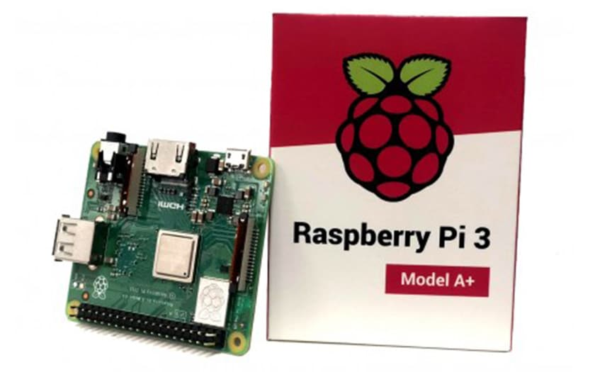 rapsberry pi 3 model A