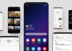 samsung galaxy note 9 S9 interface one ui 1