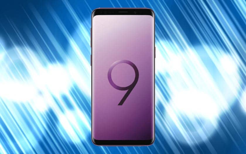 samsung galaxy s9 et son écran infinity display