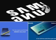 samsung logo facebook