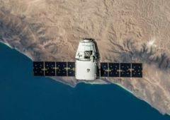 spacex internet Terre 1