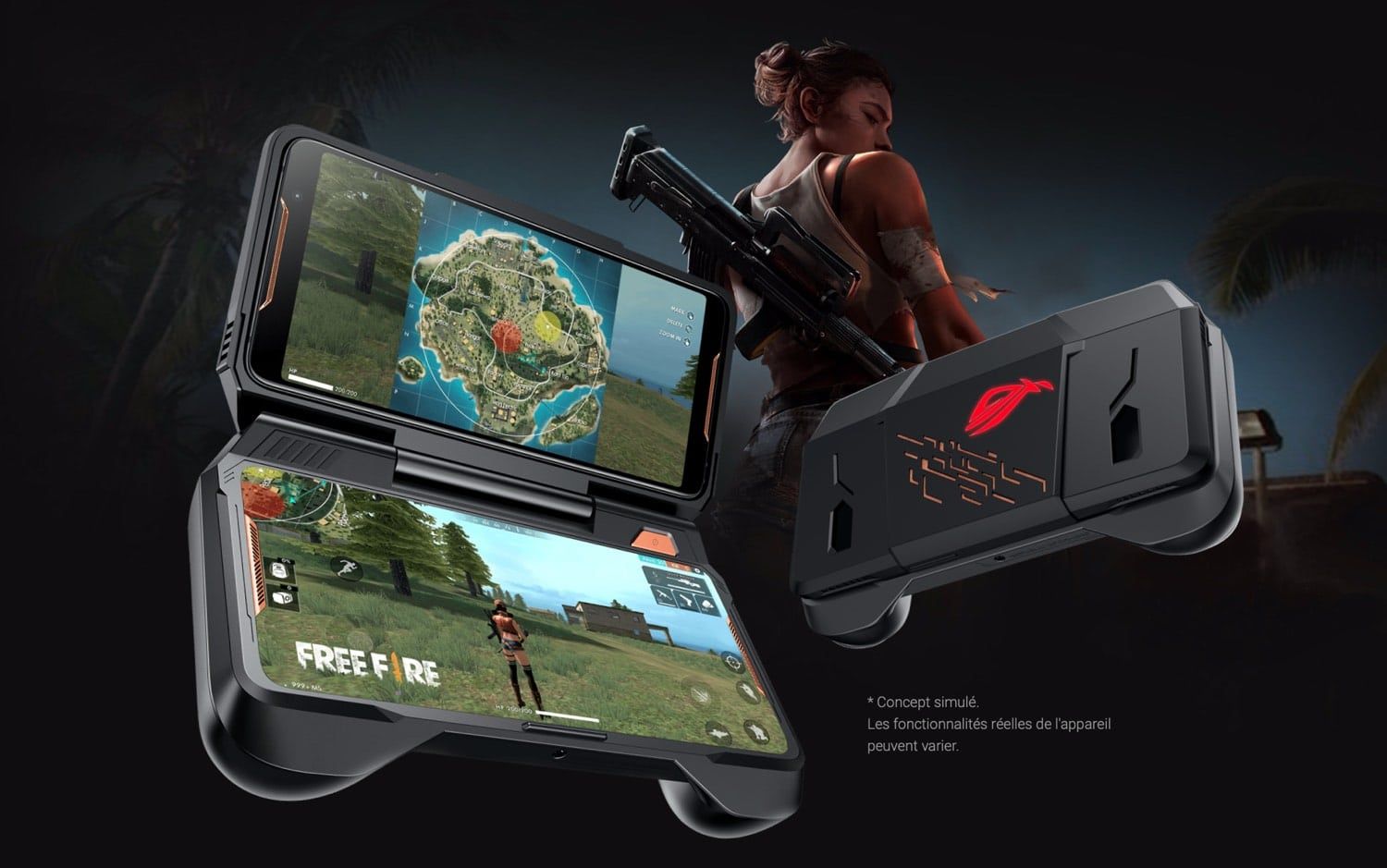 test asus rog phone twinview dock