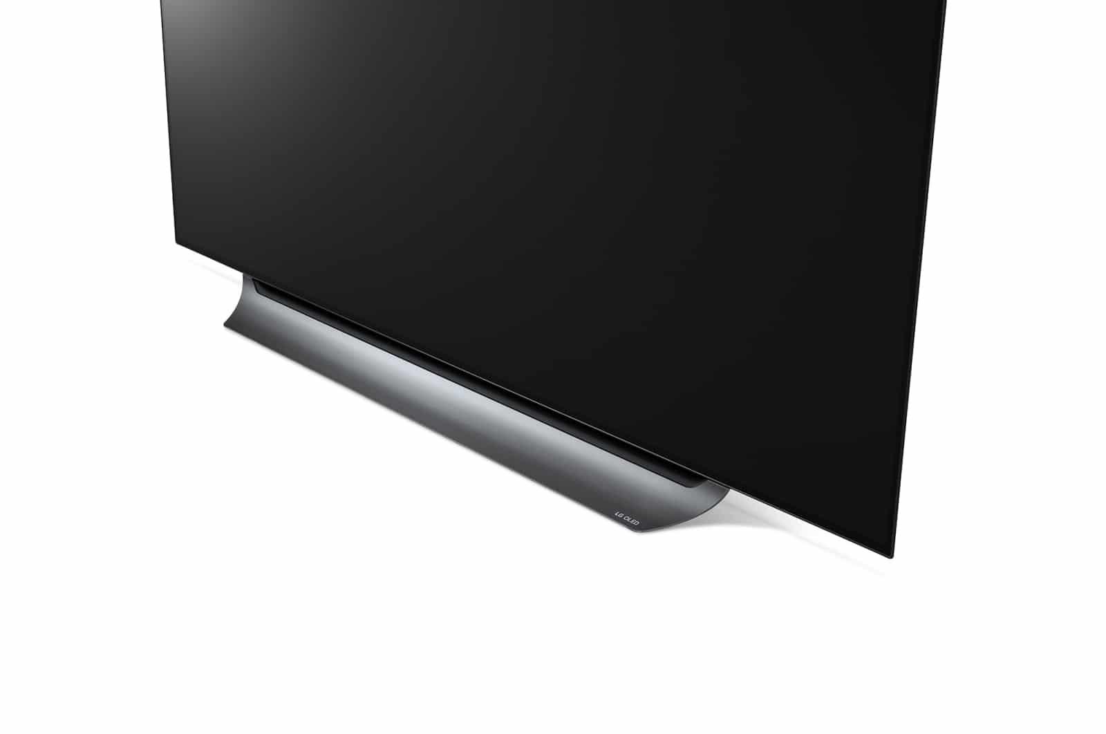 test lg tv 55C8 prix