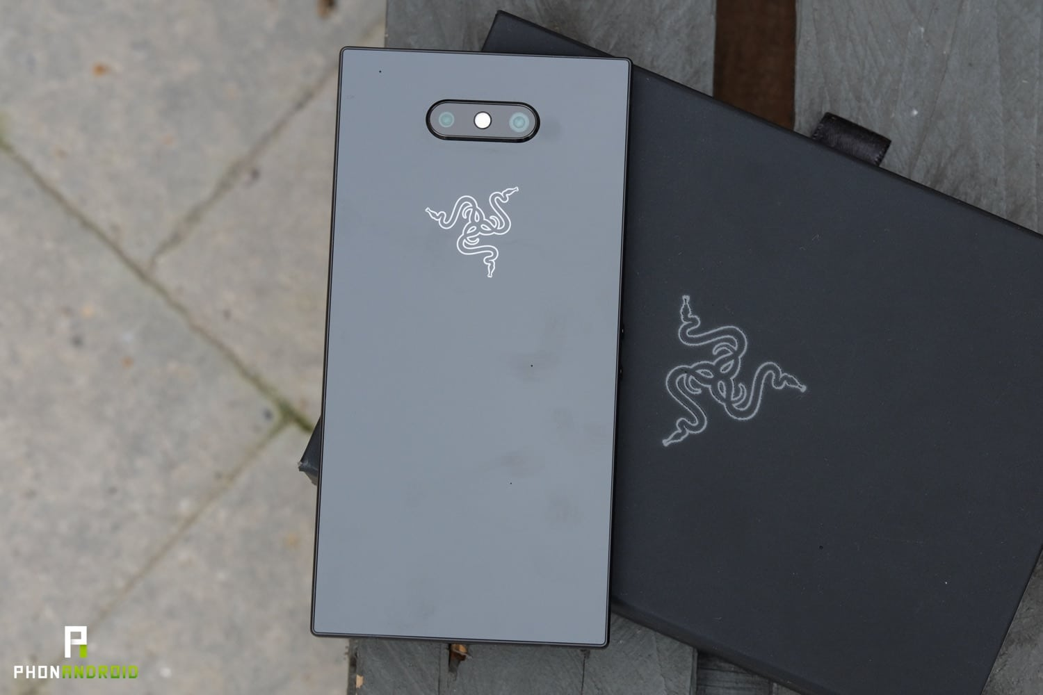 test razer phone 2 fiche technique