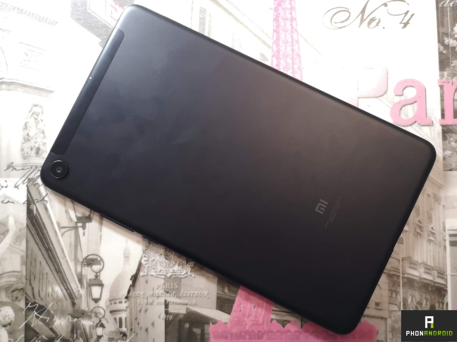 test tablette xiaomi mi pad 4