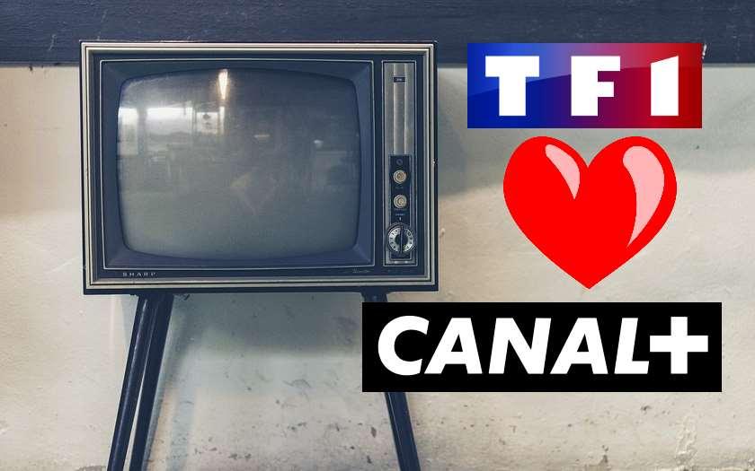 TF1 signe un accord de distribution sur Canal+ 4K, meilleur replay voici les nouveautés