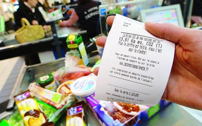 Carte Carrefour Ticket De Caisse.Les Tickets De Caisse En Papier Abandonnes Des 2020 Phonandroid Com