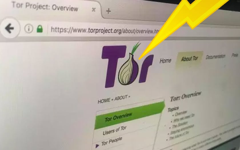 tor faille javascript