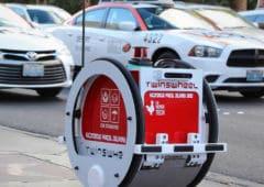 twinswheel robot livraison franprix