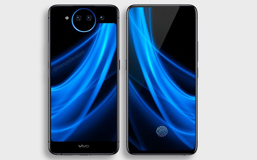 vivo nex 2 video devoile double ecran triple capteur photo
