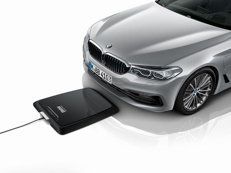 voitures electriques charge rapide sans fil