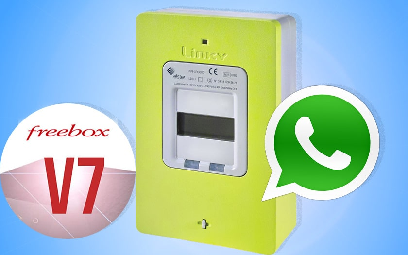 whatsapp supprime vieux messages linky incendie freebox v7 reportée