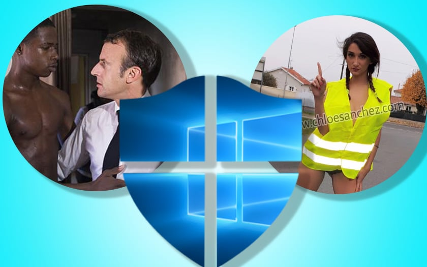 windows 10 meilleurs antivirus facebook censure photo macron gilets jaunes pornhub