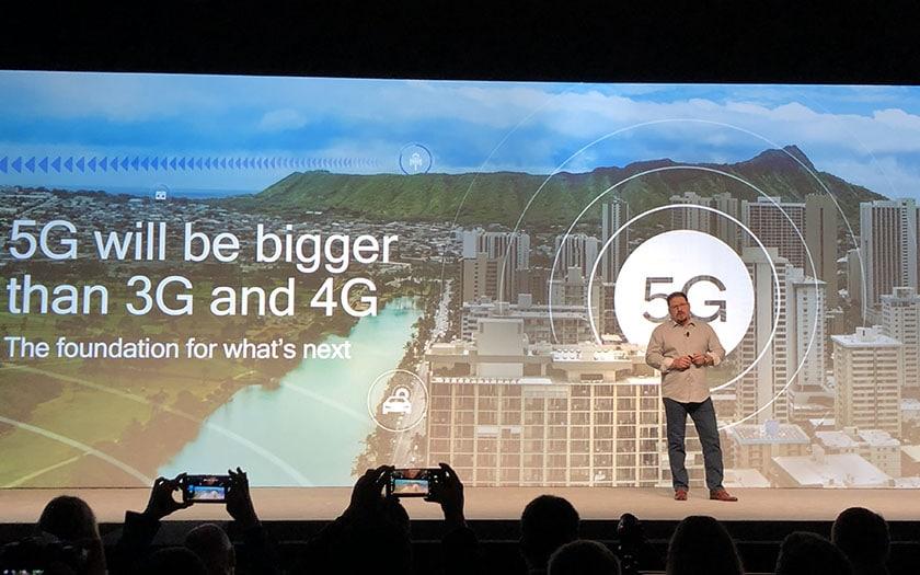 La 5G aura plus d'impact que la 3G et 4G selon Qualcomm