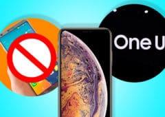 90000€ smartphone an achète iphone xs reçoit archos samsung one ui