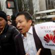 La Chine soutien Huawei contre les Etats-unis