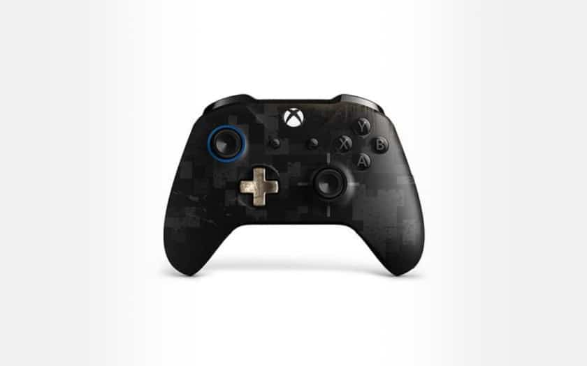 Manette-Xbox-One-Microsoft-Edition-Limitee-PlayerUnknown-s-Battlegrounds