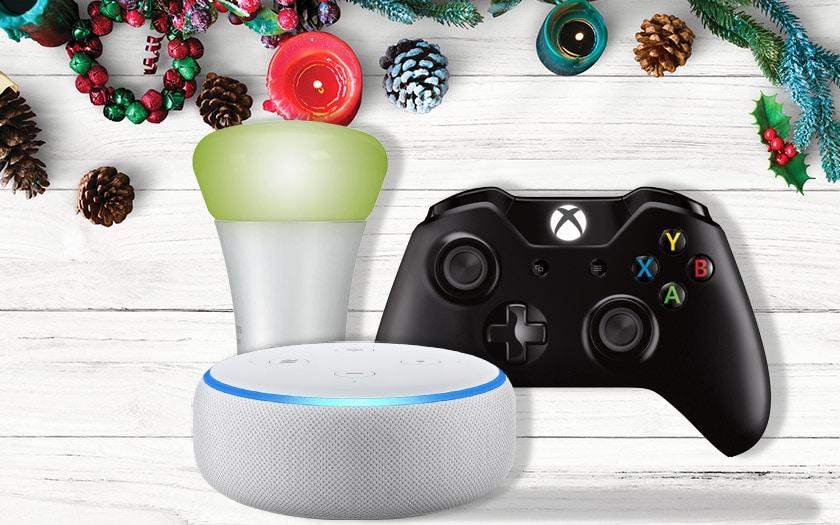 cadeaux high tech geek moins de 100 euros noel 2018
